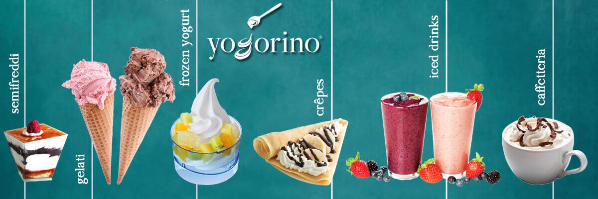 Yogorino: non è solo Frozen Yogurt